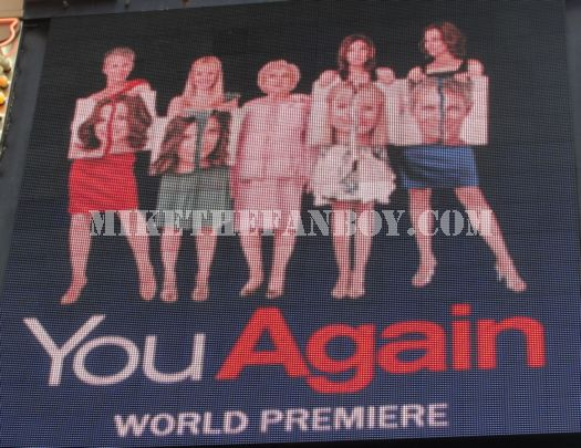 You Again World Premiere Los Angeles