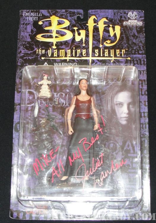Buffy the Vampire Slayer Drusilla action figure