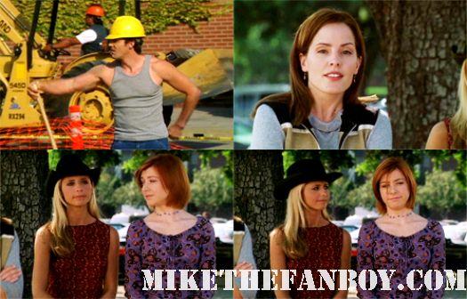Buffy the vampire Slayer Hush Pangs Willow Anya Xander Thanksgiving
