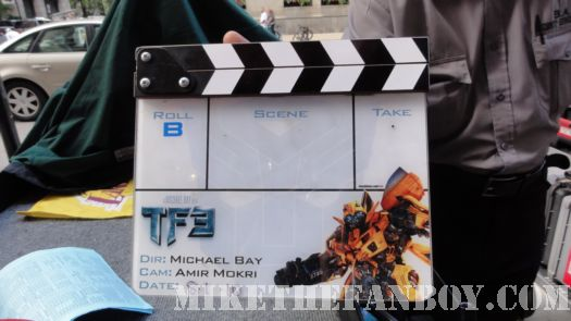 Shia LaBeouf transformers 3 chicago patrick dempsey rare shooting windy city