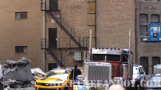 Transformers 3 Shia LaBeouf Josh Duhamel Tyrese Sexy Shooting Location