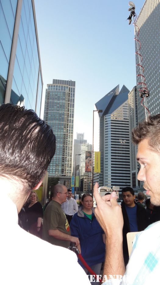 Edward norton Chicago Windy City Sexy Rare Signed Autograph Fans
