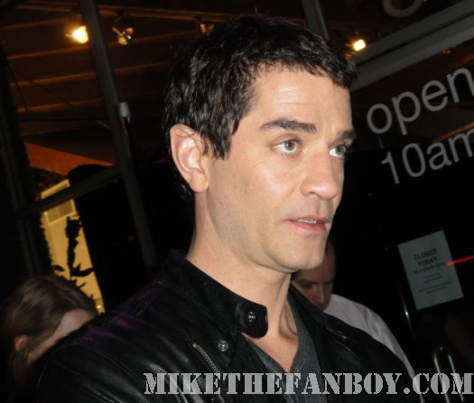 JAmes Frain true blood tru tron legacy pop up shop culver city ca rare sookie franklin