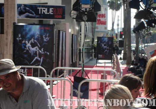 True Blood Season 3 anna Paquin Steven Moyer Signed