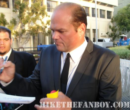 Chris Bauer Andy True Blood season 3 signing