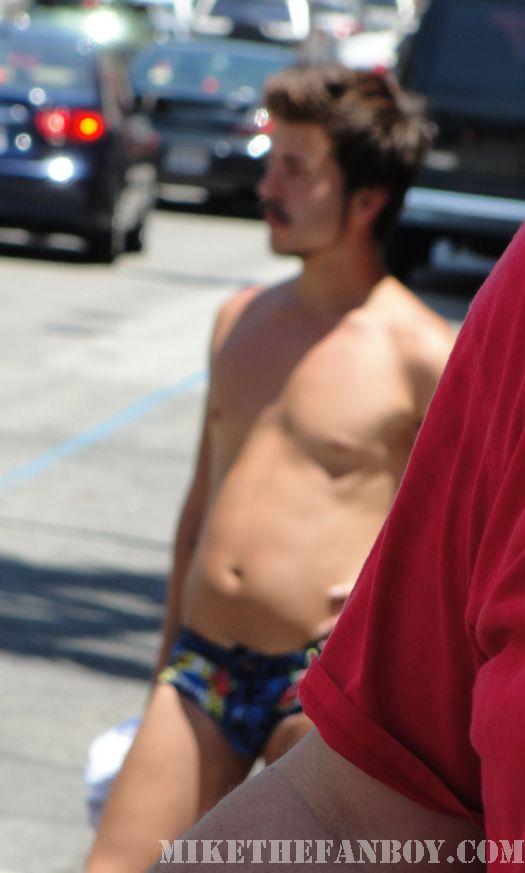 shirtless stripper boy hollywood blvd.