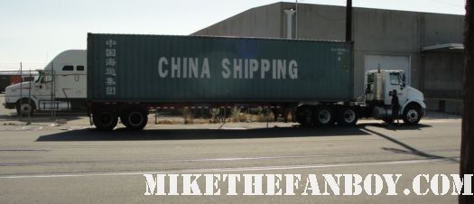 Dexter Filming Location China Shipping Michael C Hall Mike Gets Around Mike Sametz
