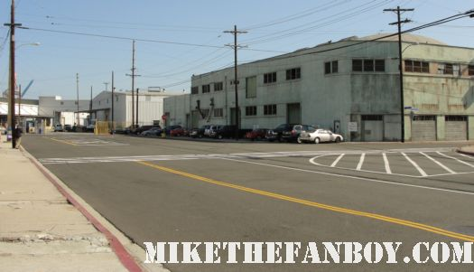 Dexter Location San Pedro Michael C Hall Mike the fanboy Michael Sametz