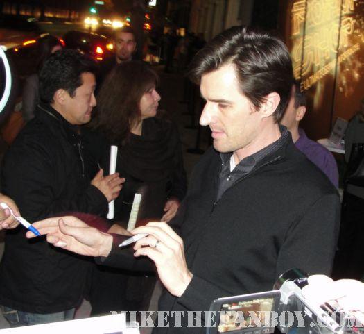Tron Legacy director Joseph Kosinski signed autograph poster culver city
