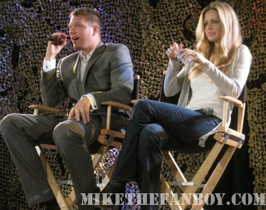 True Blood's Kristin Bauer and Jim Parrack Pam hoyt Fortenberry sookie bill