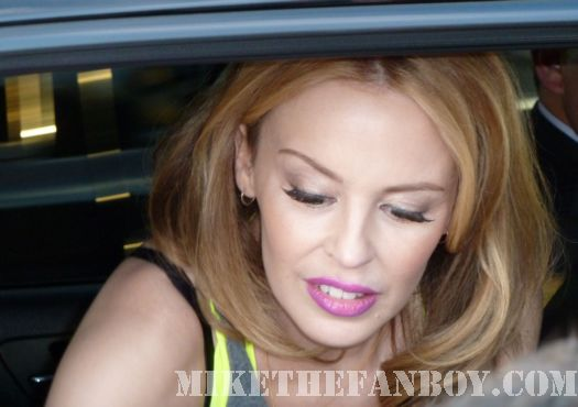 Kylie Minogue Aphrodite Signed Autograph V Magazine Sexy Scott Davis