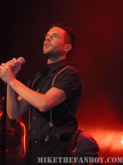 Brandon Flowers Killers Pomona CA in Concert