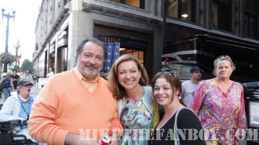 Shia LaBeouf Julie White Kevin Dunn transformers 3 chicago on location filming rare