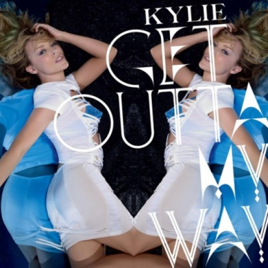 Kylie Minogue – Get Outta My Way cd single album artwork rare picture disc