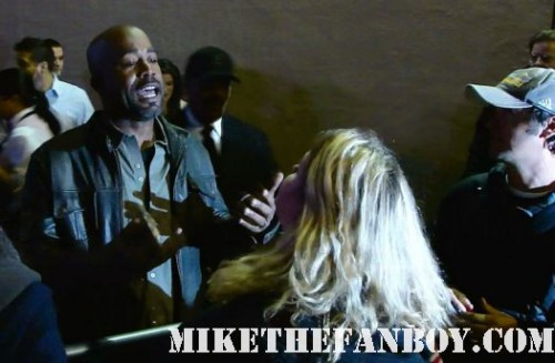 Darius Rucker Hootie and the Blowfish telling a fan to get a life!