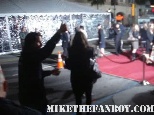 christian bale signing autographs for fans at the fighter premiere sexy shirtless naked