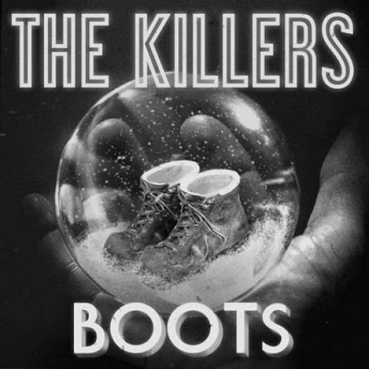 The Killers – Boots single album artwork cover brandon flowers