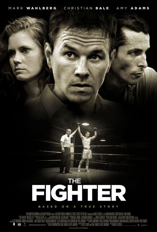Mark Wahlberg shirtless sexy the fighter marky mark wahlberg christian bale the fighter poster