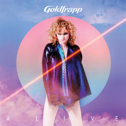 goldfrapp sexy picture disc promo photo album art alive single