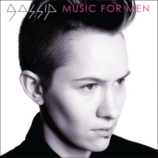 The Gossip – Men In Love music for men album artwork cover cd rare