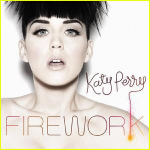 Katy Perry – Firework single cover art cd single rare super sexy hot