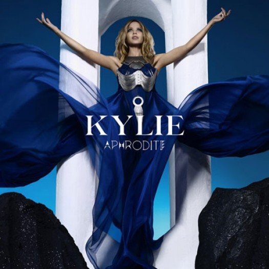 Kylie Minogue – All the Lovers aphrodite album artwork cover rare cd