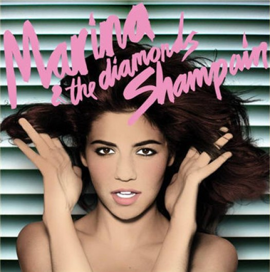 marina_and_the_diamonds_shampain cd single album artwork rare