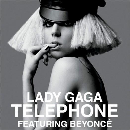 Lady Gaga – Telephone beyonce rare cd single album artwork picture disc