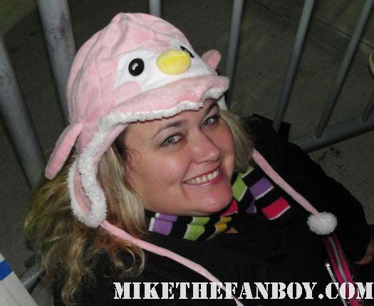 matt leblanc friends julie benz dexter penguin hat pinky buffy the vampire slayer