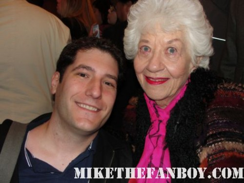 Mike Michael Sametz Charlotte Rae Facts of life season 6 Edna Garrett Mrs. Garrett