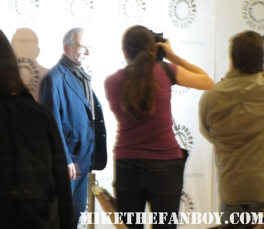 ron rifkin alias joel grety tribute paley center jennifer grey clark gregg rare