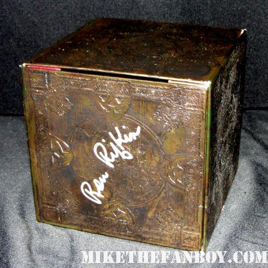 alias dvd complete collection rambaldi box hand signed ron rifkin jennifer garner