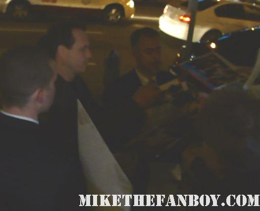 bill paxton rare hand signed poster big love season 5 aliens frailty