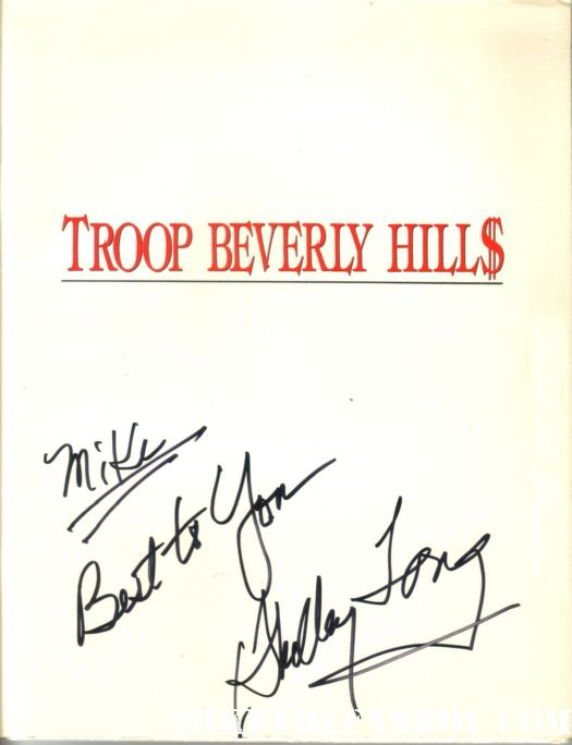 mike the fanboy mike sametz shelley long cheers troop beverly hills hello again