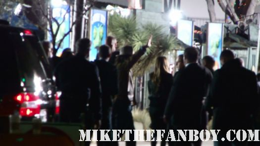 johnny depp arriving at Rango premiere in westwood ca signing autograph rare carpet GQ sexy hot shirtless