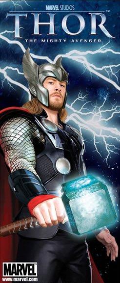 chris hemsworth muscle thor sexy fucking hot abs muscle shirtless rad promo mini poster