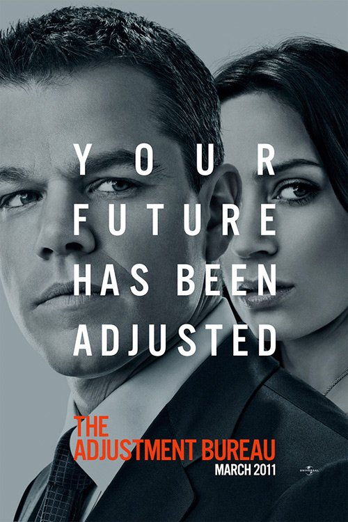 adjustment bureau matt damon emily blunt sexy hot future adjusted promo mini sunshine cleaning gnomeo juliet devil wears prada sexy hot naked