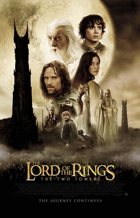 lord of the rings the two towers rare promo mini poster viggo mortensen liv tyler sexy shirtless hot furry