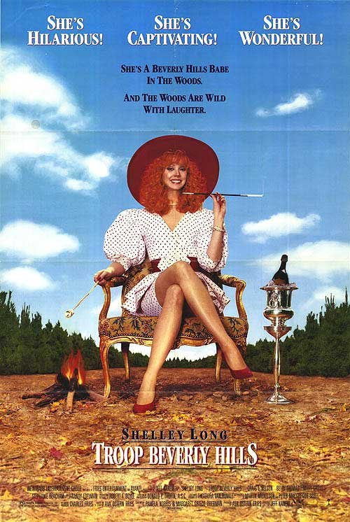 troop beverly hills shelley long rare jenny lewis rilo kiley poster one sheet promo press kit