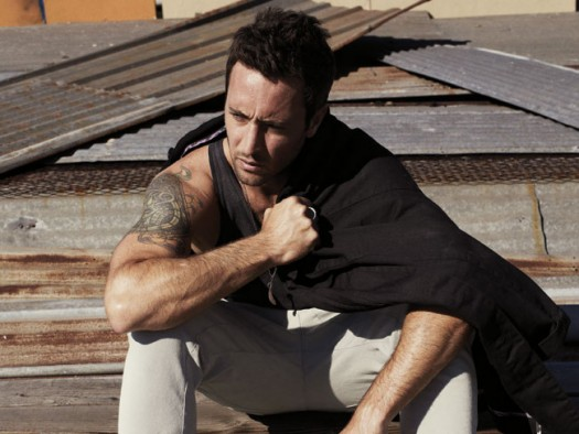 Alex O'Loughlin tatoo hot sexy gq magazine style australia photo shoot muscle shirtless sex hot rare