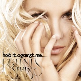 femme fatale britney spears hold it against me rare naked sexy hot cd single artwork itunes