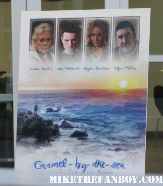 carmel by the sea premiere arclight hollywood rare alfred molina billy boyd josh hutcherson red carpet