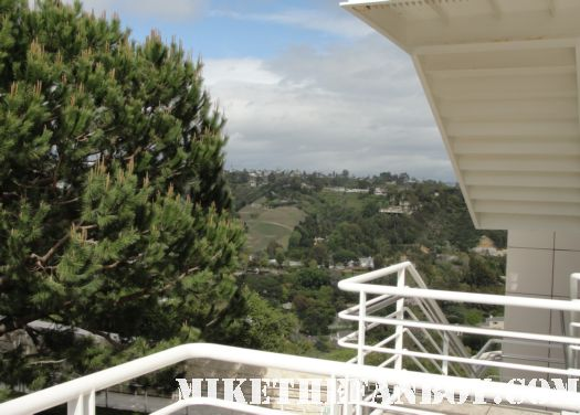 getty center view rare tim curry rocky horror picture show museum it charlie's angels los angeles trees legend pinky