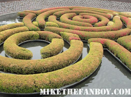getty center museum in los angeles gardens flower museum sculpture rare poo logs pinky mike