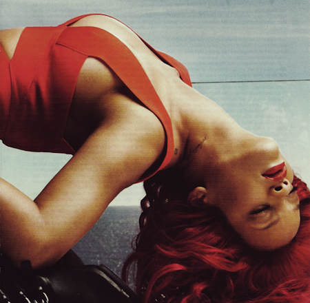 rihanna april 2011 issue vogue magazine hot sexy photoshoot little mermaid rated x chris brown love the way you lie damn disturbia