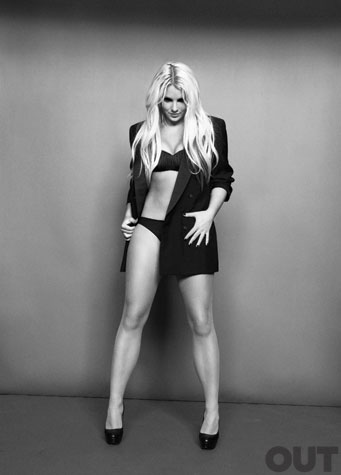 britney spears fucking hot rare promo till the end of the world hold it against me out magazine bickini naked rare femme fatale