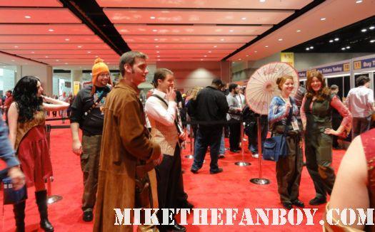 firefly serentiy chicago comic con serenity costume character c2e2 rare promo comic con san diego 2011 sdcc rare promo