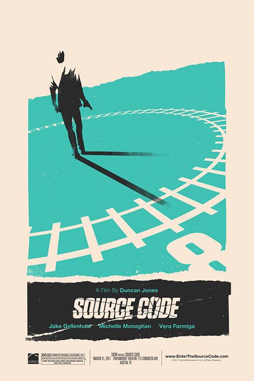 Jake Gyllenhaal alamo drafthouse source code special edition vera farmiga sexy hot entertainment weekly promo