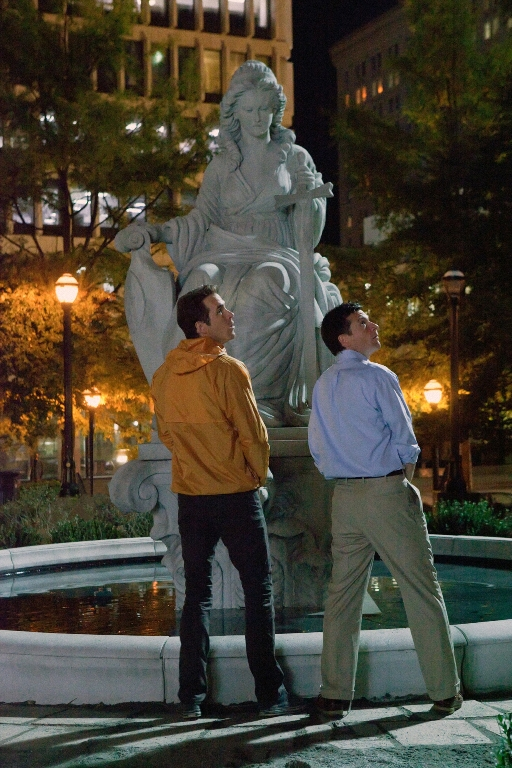 jason bateman ryan reynolds the change up peeing in a fountain rare promo press still rare hot sexy