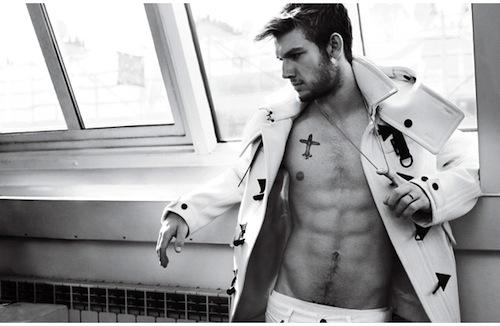 Alex Pettyfer vman magazine shirtless hot sexy damn fine sweat abs rare bicep damn fine douche rare photo shoot amazing